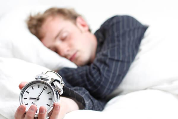 cuál es la mejor hora de dormir