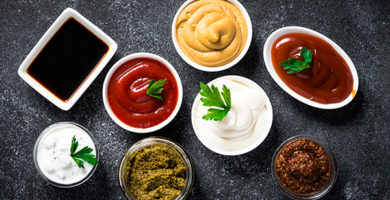 salsas-en-la-dieta-cetogénica