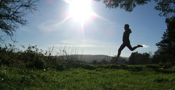 Beneficios de vivir en la naturaleza y salir a correr en la montaña