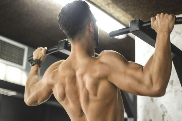 como ganar musculatura
