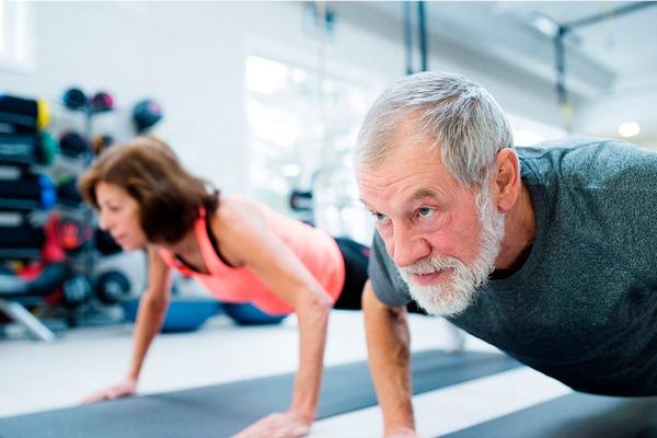 el entrenamiento como método cómo retrasar el envejecimiento