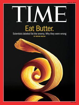 la grasa y el colesterol - El fin de la guerra contra las grasas revista Time