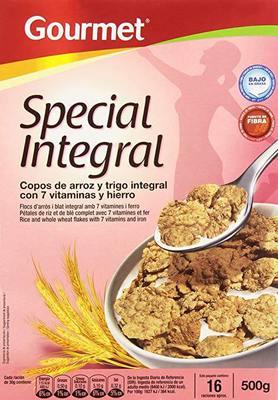 cereales con vitaminas y minerales