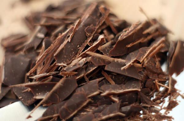 cuánto chocolate puedo comer al día