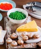 Alimentos donde encontrar la vitamina D