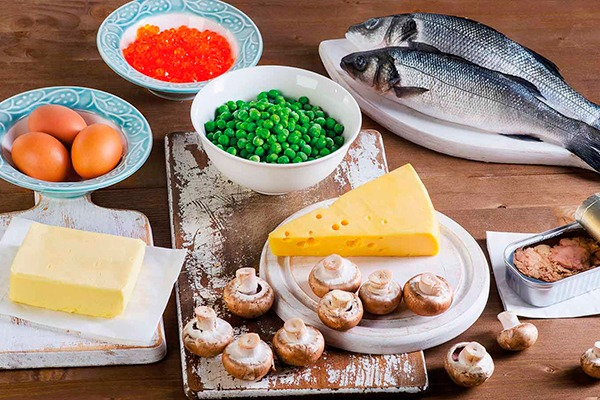 alimentos donde encontrar vitamina D