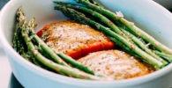 menú semanal de dieta keto