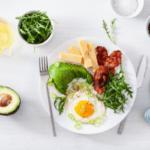 50 desayunos keto con recetas