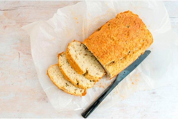 cómo hacer pan keto de proteínas